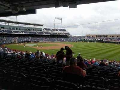 TD Ameritrade Park Omaha, vak: 103, rij: 31, stoel: 4