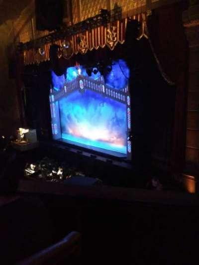 Fox Theatre (Atlanta), vak: LRF, rij: BB, stoel: 40