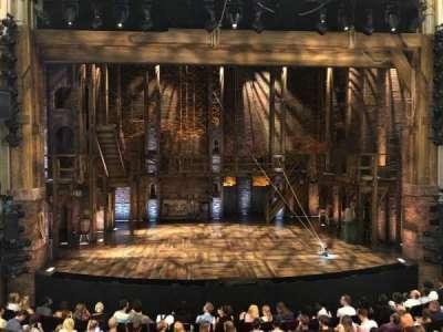 Victoria Palace Theatre, rij: A, stoel: 24