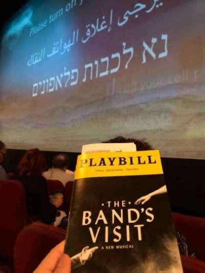 Ethel Barrymore Theatre vak Orchestra R