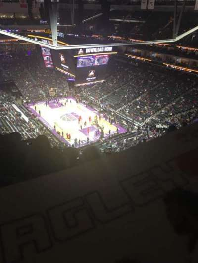 Golden 1 Center vak 214