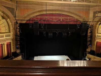 Ethel Barrymore Theatre vak Rear mezzanine c