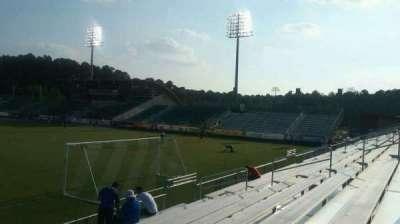 Wakemed Soccer Park, vak: 403, rij: I, stoel: 19