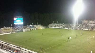 WakeMed Soccer Park, vak: 505, rij: E, stoel: 2
