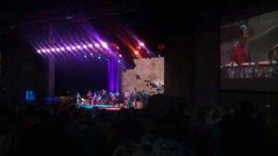 PNC Music Pavilion, vak: 4, rij: R, stoel: 32