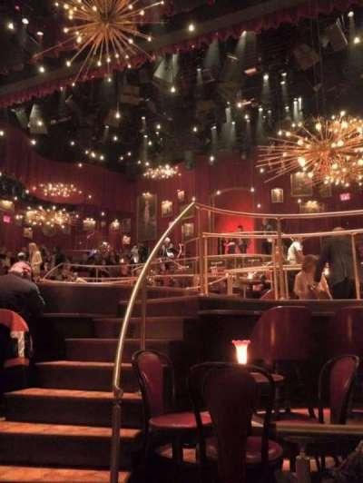Imperial Theatre, vak: ORCH, rij: B, stoel: 4