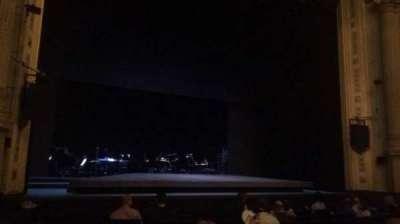 Hudson Theatre, vak: ORCH, rij: K, stoel: 103