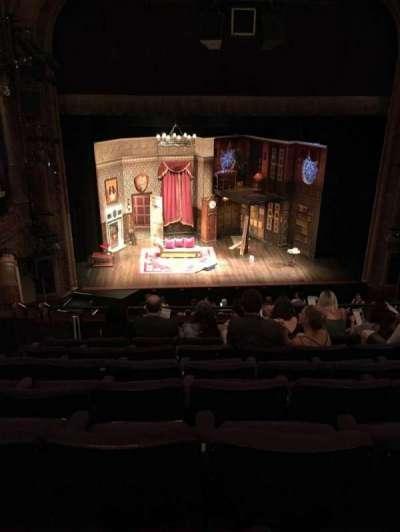 Lyceum Theatre (Broadway), vak: Mezzo, rij: G, stoel: 110