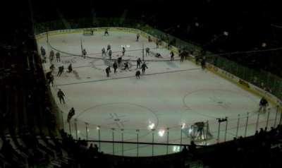 Nationwide Arena, vak: 226, rij: B, stoel: 2