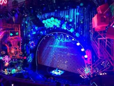 Palace Theatre (Broadway), vak: Mezz, rij: E, stoel: 22