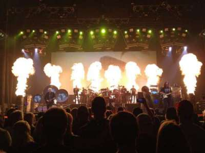 Nationwide Arena, vak: FL2, rij: G, stoel: 7