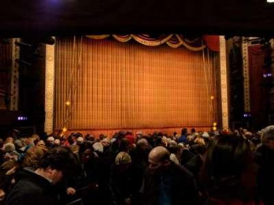 Imperial Theatre, vak: ORCH, rij: N, stoel: 3