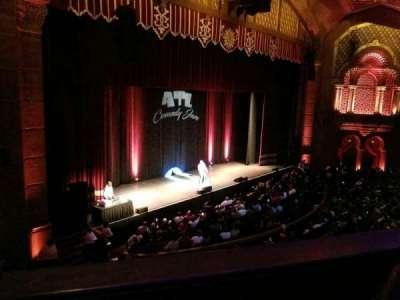 Fox Theatre (Atlanta), vak: LLE, rij: BB, stoel: 37