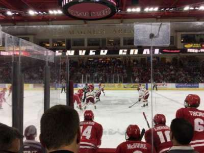 Magness Arena