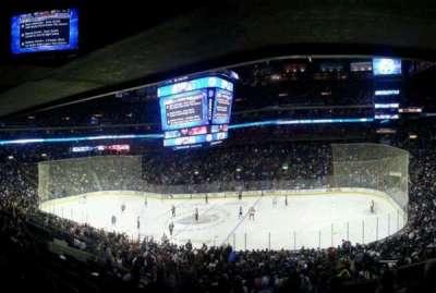 Nationwide Arena, vak: C2, rij: H, stoel: 3