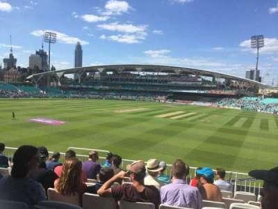 Kia Oval, vak: Lock/Laker Upper, rij: G, stoel: 33