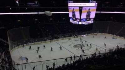 Nationwide Arena, vak: 219, rij: B, stoel: 24