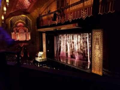 Fox Theatre (Atlanta), vak: LRE, rij: BB, stoel: 34
