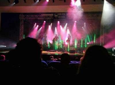 MEB Sura Salonu, vak: Ciftler, rij: G, stoel: 8