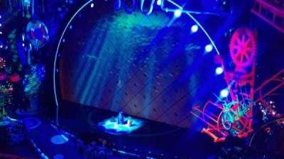 Palace Theatre (Broadway), vak: Mezzanine Right, rij: A, stoel: 16