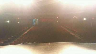 Landis Theater vak center stage