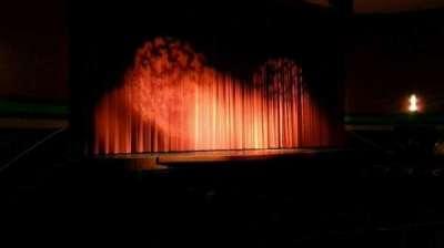 Landis Theater vak orchestra left