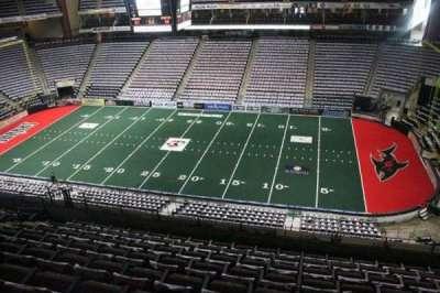 Jacksonville Veterans Memorial Arena, vak: 302, rij: K, stoel: 9