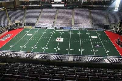 Jacksonville Veterans Memorial Arena, vak: 303, rij: H, stoel: 9