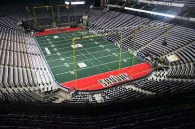 Jacksonville Veterans Memorial Arena, vak: 314, rij: F, stoel: 6