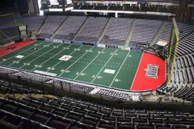 Jacksonville Veterans Memorial Arena, vak: 318, rij: G, stoel: 7