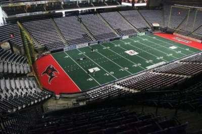 Jacksonville Veterans Memorial Arena, vak: 324, rij: G, stoel: 6