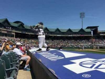 TD Bank Ballpark, vak: 115, rij: C, stoel: 1