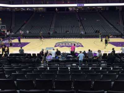 Golden 1 Center vak 107