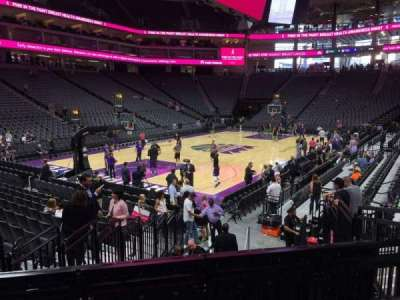 Golden 1 Center vak 111
