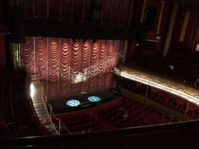 Folies Bergère, vak: Galerie, rij: A, stoel: 35