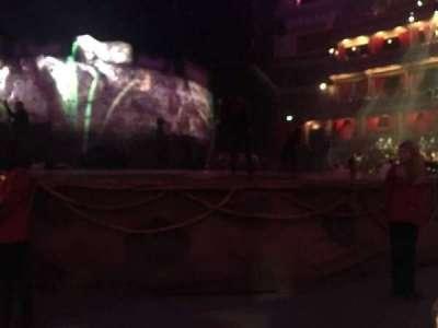 Royal Albert Hall, vak: Floor, rij: B, stoel: 19