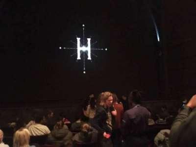Palace Theatre (West End), vak: Stalls, rij: G, stoel: 17