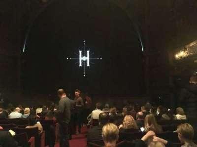 Palace Theatre (West End), vak: Stalls, rij: L, stoel: 15
