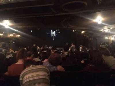 Palace Theatre (West End), vak: Stalls, rij: U, stoel: 10