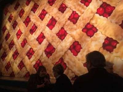 Forrest Theatre, vak: Orchestra C, rij: A, stoel: 101