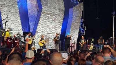 PNC Music Pavilion, vak: GA Pit