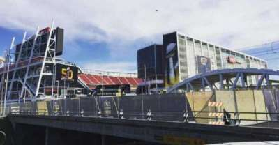 Levi's Stadium, vak: Outside