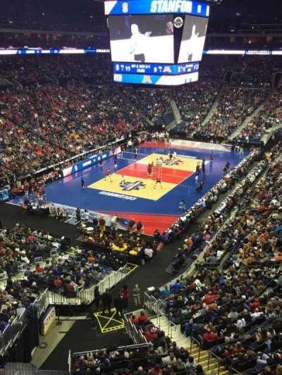 Nationwide Arena, vak: 221, rij: C, stoel: 9