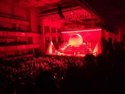 The Kennedy Center Concert Hall, vak: Box Tier, rij: 32, stoel: 1