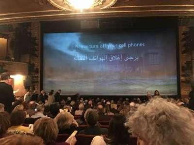 Ethel Barrymore Theatre vak Orchestra C