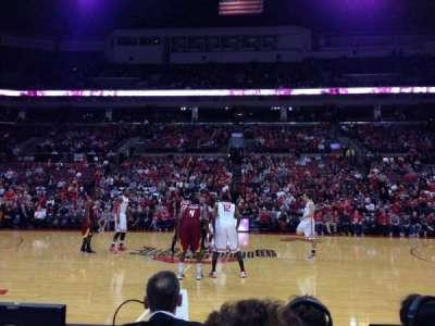 Value City Arena, vak: 105, rij: B, stoel: 20