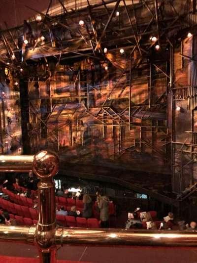 Broadway Theatre - 53rd Street, vak: Mezzanine, rij: A, stoel: 1