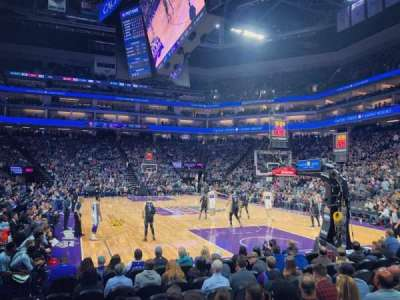 Golden 1 Center vak 101