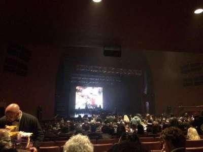 Teatro Gran Rex, vak: Platea, rij: 26, stoel: I25