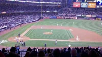 Yankee Stadium, vak: 216, rij: 16, stoel: 18